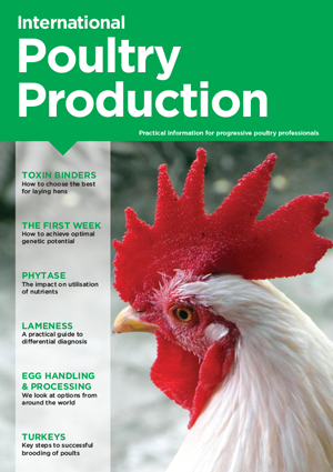 Internaitonal Poultry Production